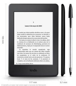 Mejores e-readers Kindle Paperwhite